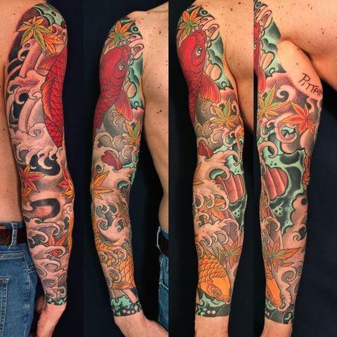 <p>Se sei un'amante dei tatuaggi in stile giapponese, l'artista che fa per te, uno dei migliori sulla piazza per quanto riguarda questo genere, è Claudio Pittan (@pittantattoo), che ha uno studio che porta il suo nome nel capoluogo lombardo.</p>