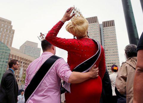 gay pride foto
