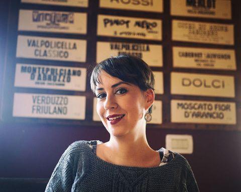 <p>Irene D'Agati, 32 anni, digital strategist.</p>
