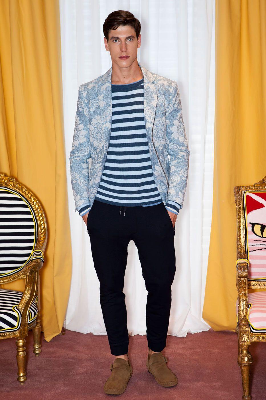 milano moda uomo 2016 Ermanno Scervino primavera estate 2017