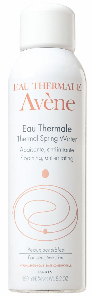 <p>In spray, Eau Thermale. <strong>Avéne</strong> (da € 3,90 in farmacia)<br></p>