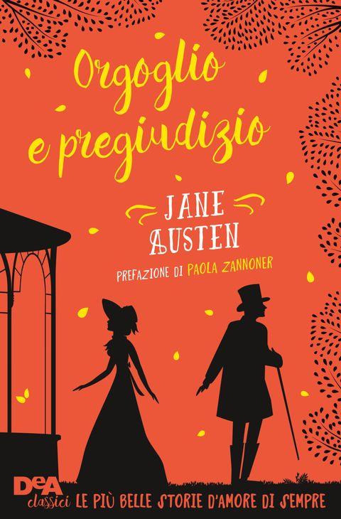 <p>Primo volume di una collana nata per far conoscere i grandi classici del passato ai ragazzi di oggi, che pubblica, in contemporanea, altri tre titoli, <em>La signora delle camelie </em>di Dumas,<em> Romeo e Giulietta</em> di Shakespeare e <em>Il grande Gatsby</em> di Fitzgerald. Per valorizzare al meglio il capolavoro di Jane Austen, la prefazione è stata scritta da Paola Zannoner, autrice young adult.</p><p>Jane Austen, Orgoglio e pregiudizio, De Agostini pp. 448, euro 9,90. </p>