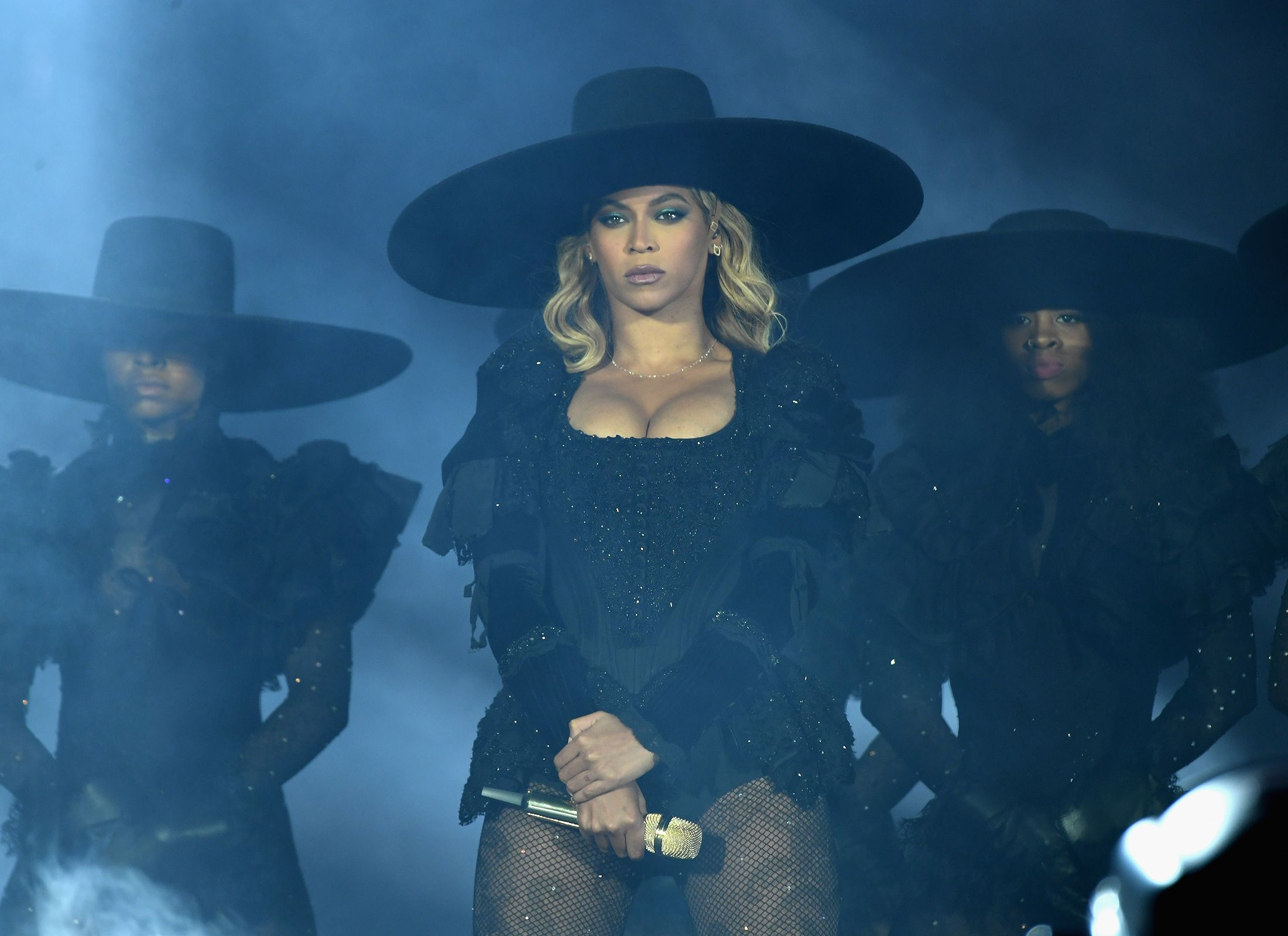 Beyonce in concerto a Milano 0b4981c4193