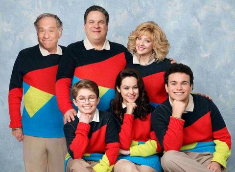 serie tv, the goldsberg
