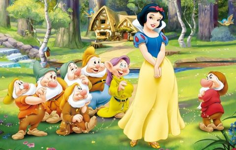 cartoni animati disney, biancaneve, cinema