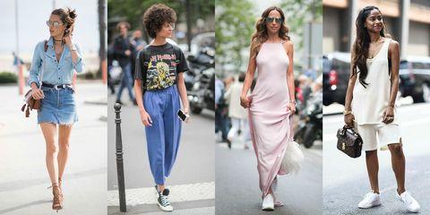 b9ed54619e30 Tendenze moda 2016  20 outfit sporty glam da copiare