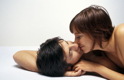 Comfort, Hairstyle, Skin, Shoulder, Joint, Elbow, Black hair, Interaction, Love, Romance,