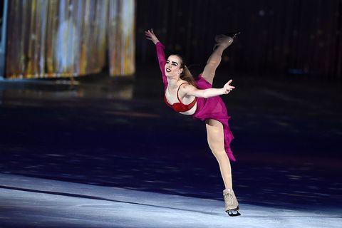 Intimissimi On Ice 2016: Carolina Kostner