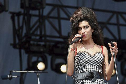 Amy Winehouse performance