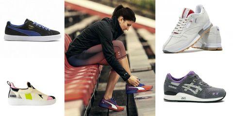 online retailer dc5b1 49617 Scarpe da ginnastica e sneakers donna: le ultime novità del 2016