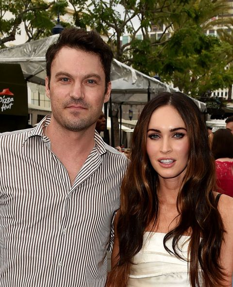 Coppie famose, ritorni di fiamma estate 2016: Megan Fox e Brian Austin Green