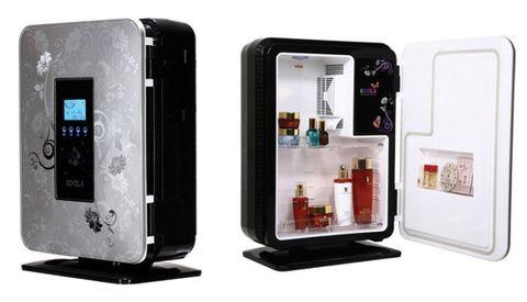 Piccolo Frigo Da Ufficio : Cosmetici in frigorifero: cosa si conserva in europa