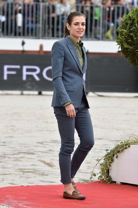 charlotte casiraghi: lo stile e i look della principessa di Monaco