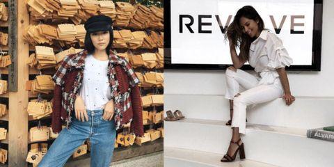 Le fashion blogger ci insegnano come reinventare gli evergreen estivi