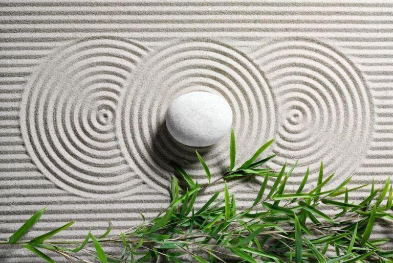 Giardino zen come farlo a casa tua - Giardino zen in miniatura ...