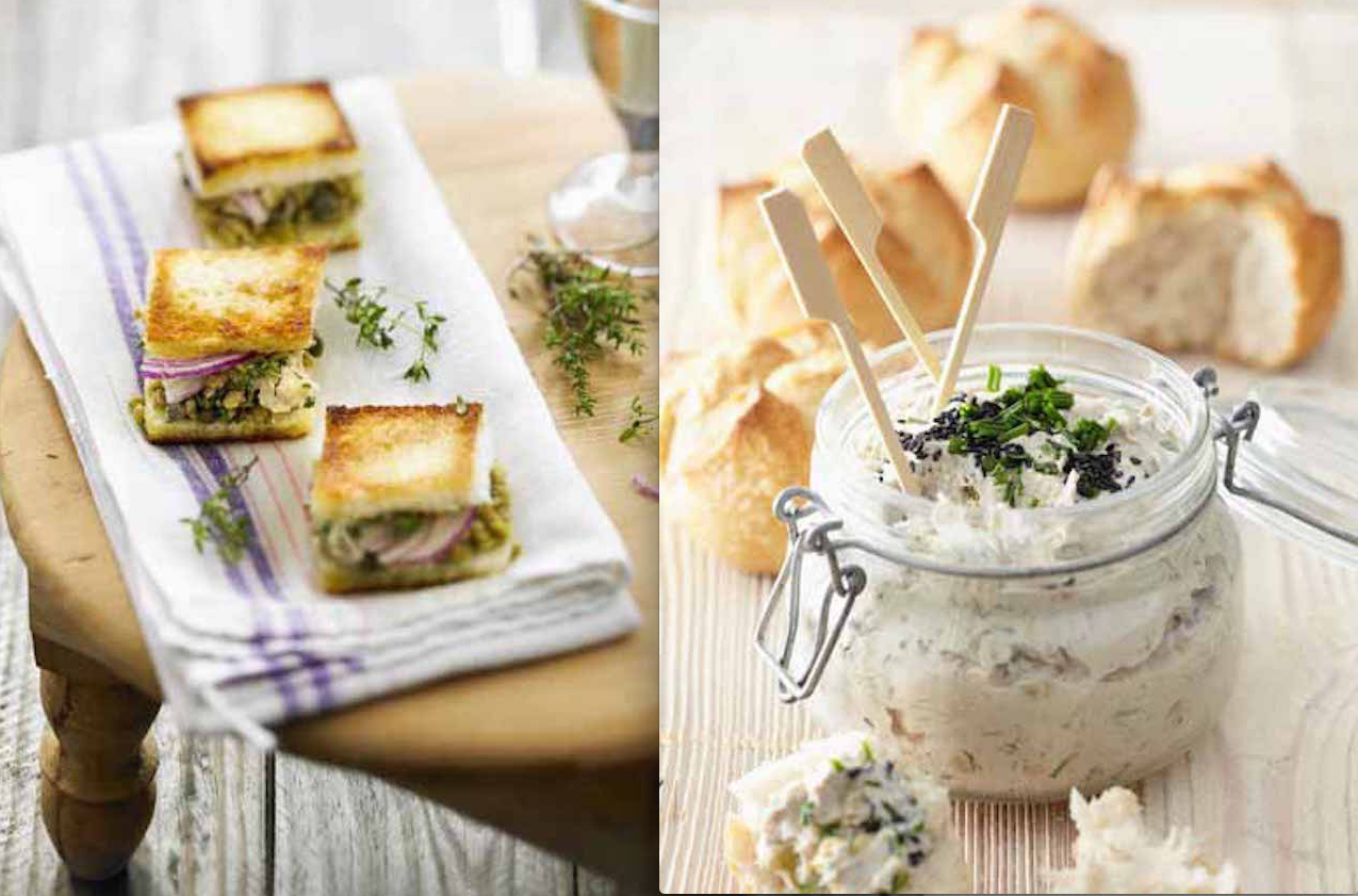 Piatti Freddi Veloci Da Asporto 5 ricette salate da asporto per un goloso brunch in giardino
