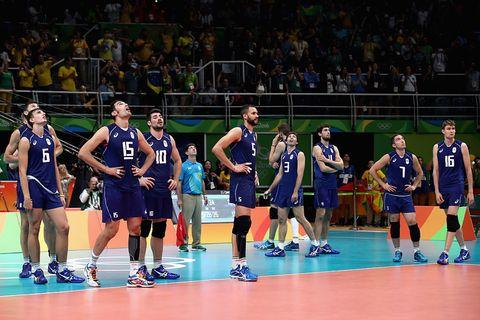 olimpiadi 2016: le medaglie dell'italia