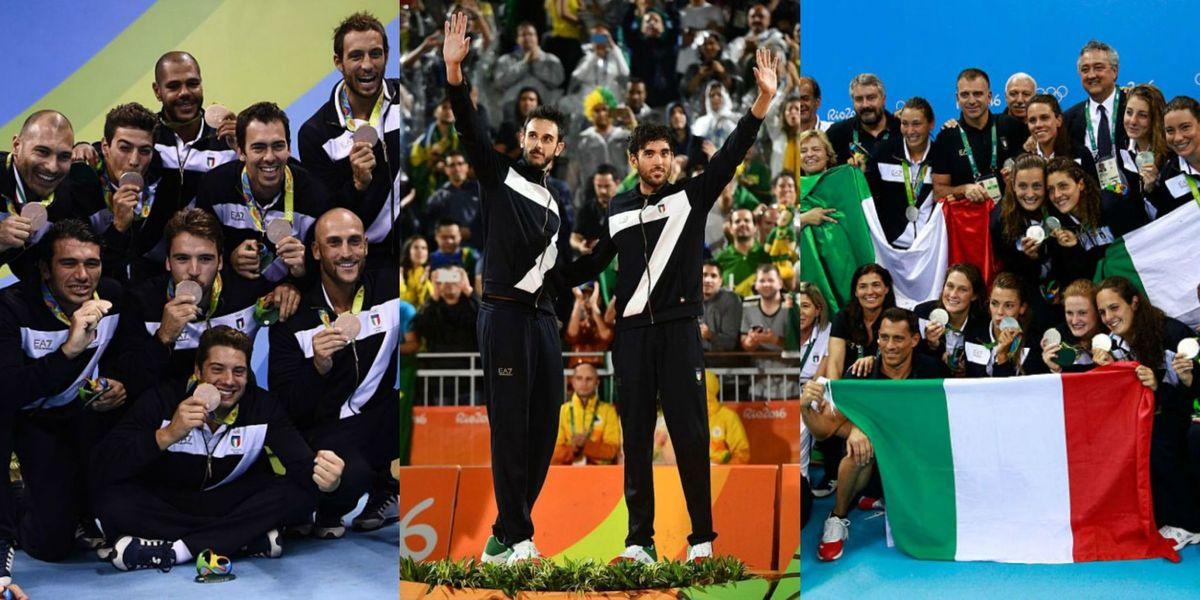 olimpiadi 2016 tutte le medaglie dell 39 italia a rio