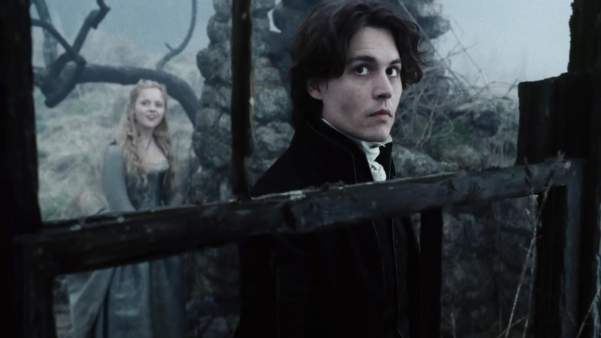 Tim Burton film: Sleepy Hollow
