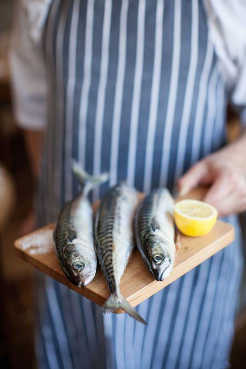 Ricette di pesce 4 secondi piatti facili e mediterranei for Ricette pesce facili
