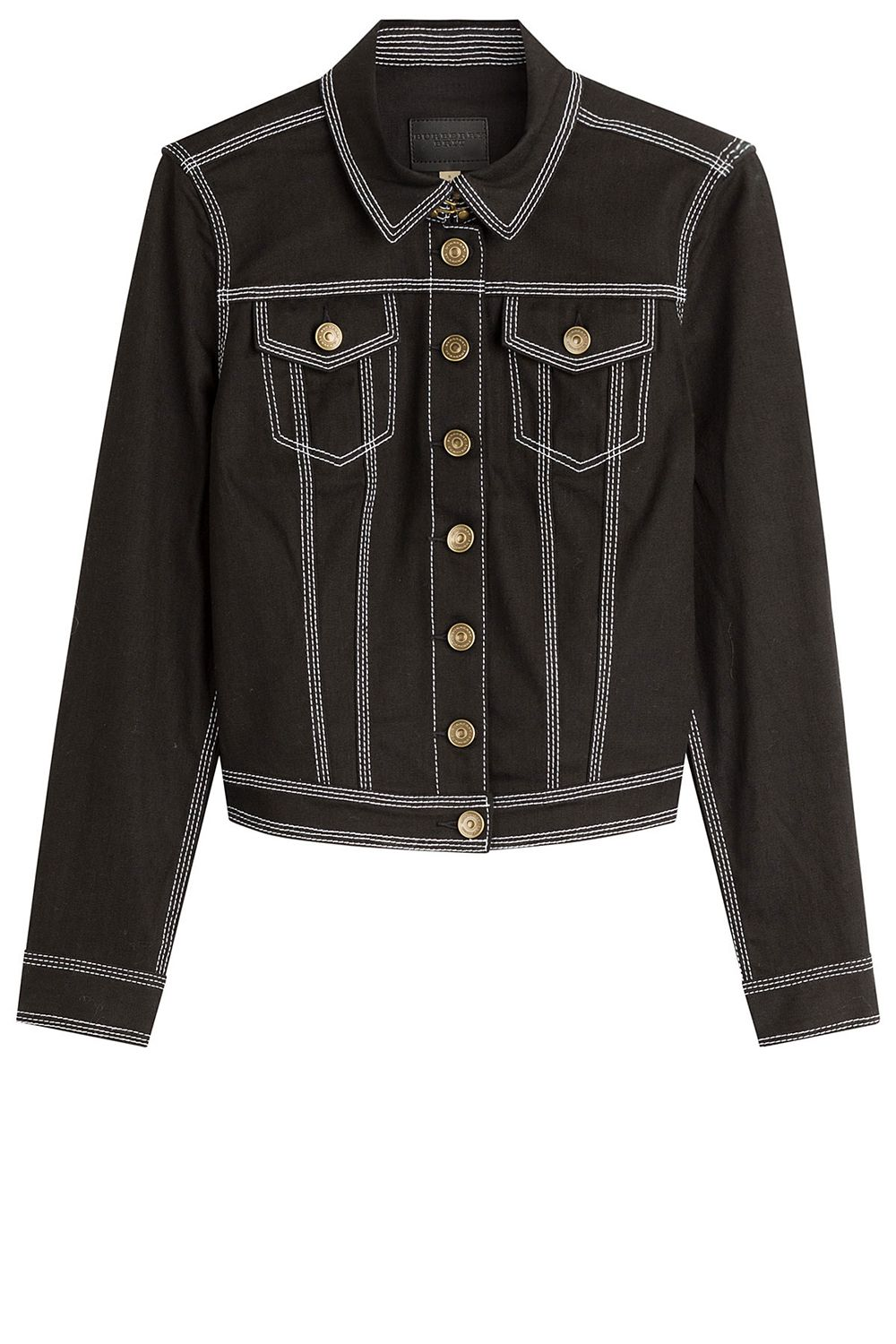 <p>Giacca<strong> Burberry</strong>, stylebop.com.</p>