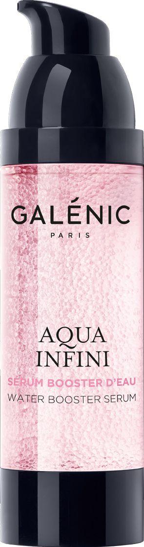 <p>Siero specifico per un'idratazione profonda, ultra fluido e superconcentrato. Aqua Infini Water Booster Serum, Galénic (€ 45)<br></p>