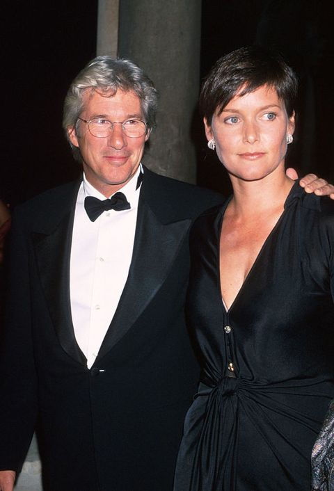 Richard Gere: matrimonio con Carey Lowell
