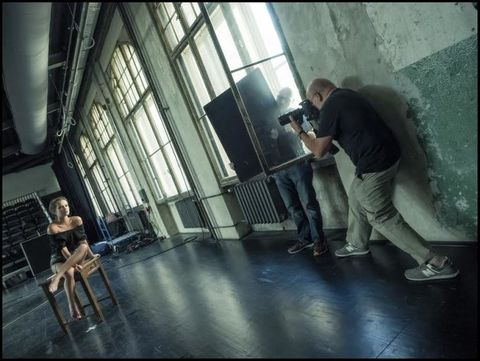 calendario Pirelli 2017: il backstage