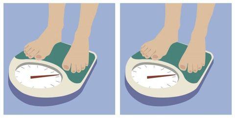 dimagrire un chilo al giorno