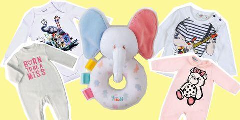 buy popular d6989 c8e34 Abbigliamento neonato: le scelte di moda per lui e per lei