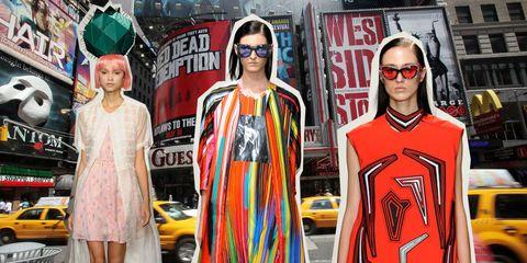 Calendario Sfilate Settembre 2020.New York Fashion Week Il Calendario Completo Delle Sfilate