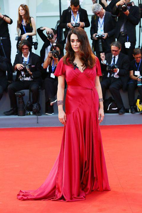 festival di venezia 2016: gli abiti sul red carpet