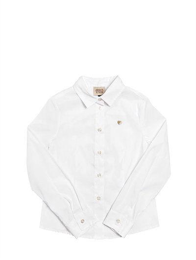 abbigliamento bambini per la scuola: la camicia