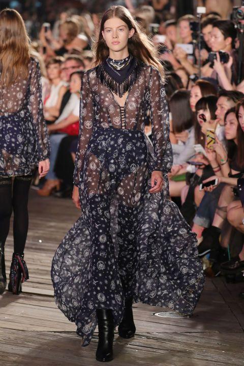 new york fashion week 2016: primavera estate 2017 tommy hilfiger