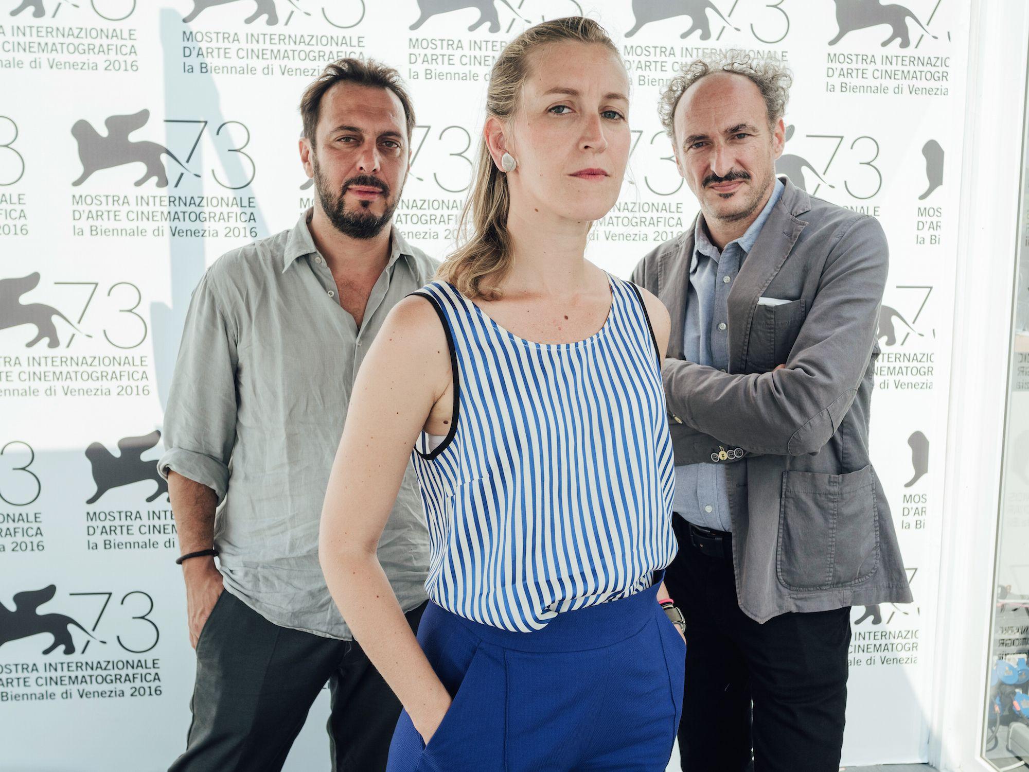Bruno Chiaravalloti, Benedetta Argentieri, Claudio Jampaglia