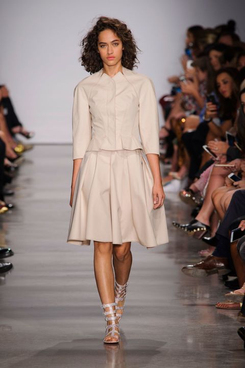Zac Posen spring/summer 2017, New York Fashion Week