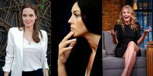 Botox e cosmetici bio: le star rifatte, pentite e naturali