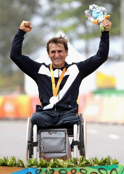 paraolimpiadi 2016: le medaglie dell'Italia