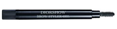<p>Siero in gel, per dare forma, definizione e luminosità alle sopracciglia. Diorshow Brow Styler Gel, <strong>Dior</strong> (€ 25)<br></p>