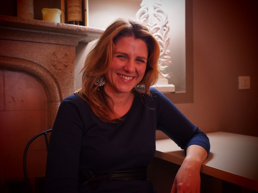 <p>Elisa Mosconi, 35 anni, PR.</p>