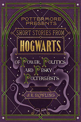 <p>Chi conosce l'inglese e vuole conoscere i segreti della scuola di Harry Potter, può acquistare su Amazon l'e book <em>Short Stories from Hogwarts</em>, scritto daJ.K. Rowling. Costa 2,99 euro e ha 63 pagine.</p>