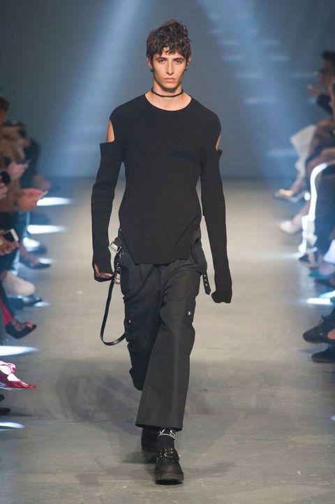 Versus spring/summer 2017, London Fashion Week