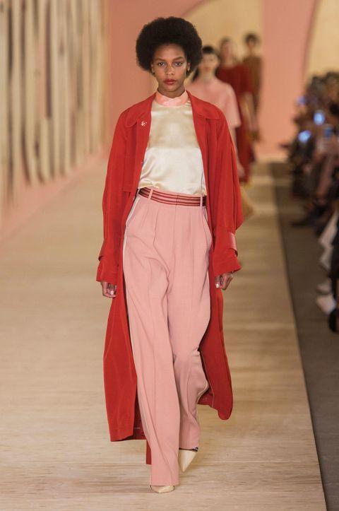 Roksanda spring/summer 2017, London Fashion Week