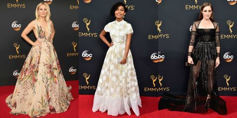Emmy 2016: il red carpet