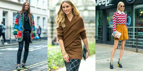 London fashion week: look street style primavera estate 2017