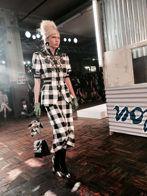 eleonora carisi milano fashion week