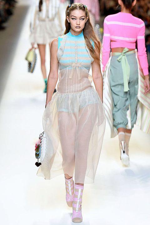 moda estate primavera 2017: le tendenze dalle sfilate