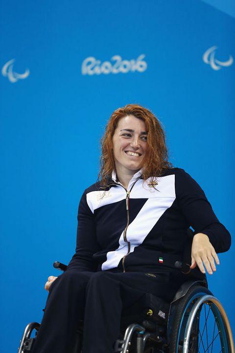 paralimpiadi 2016: le medaglie dell'italia