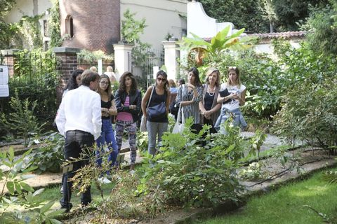 <p>La visita guidata all'Orto Botanico di Brera nel cuore di Milano.</p>