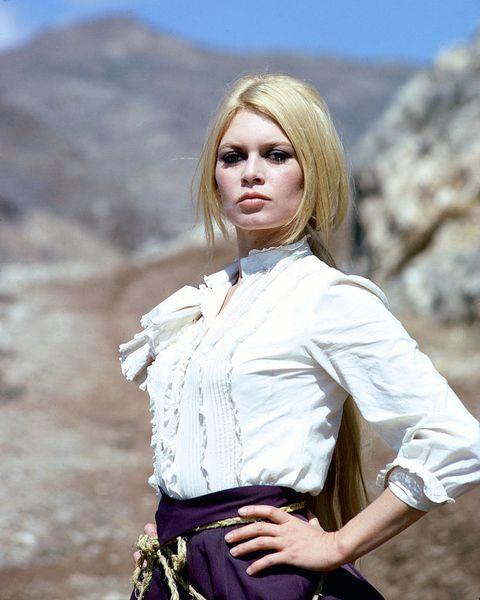 brigitte bardot: foto iconiche